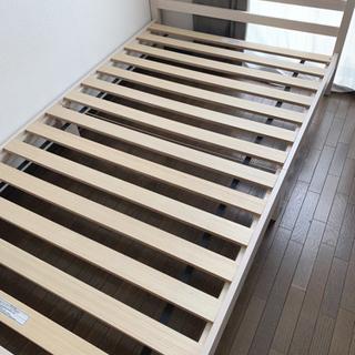 ベッド セミダブルベット SDベッドフレーム ニトリ家具