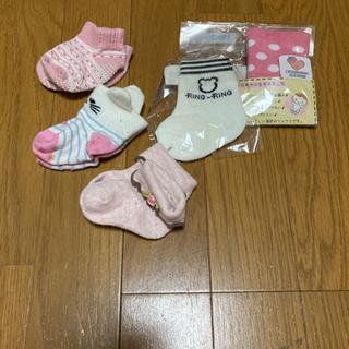 ベビー靴下 新生児