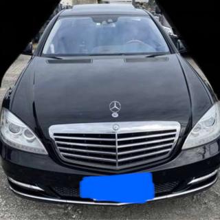 【ネット決済】 Benz..s550..long..《w221》多走行
