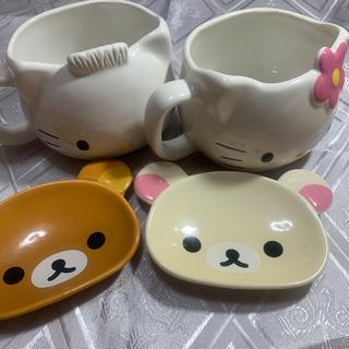 【ネット決済】雑貨A キティちゃん、リラックマ