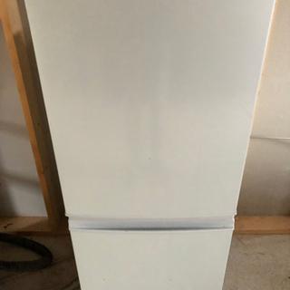 【ネット決済】冷蔵庫。1人暮らしサイズ。