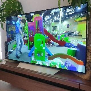 有機ELテレビ 55インチ
