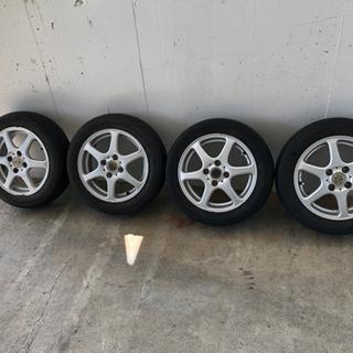 【ネット決済】軽自動車用タイヤホイール14インチ4本セット155...