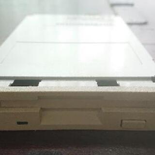 3.5インチ フロッピーディスク レコーダー Panasonic