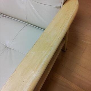 小さいソファー差し上げます。 - 家具