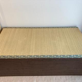 畳収納 畳ユニットボックス