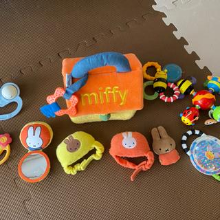 赤ちゃんのおもちゃの画像