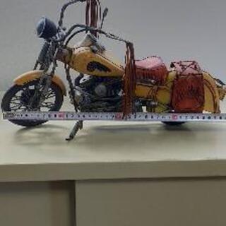 ブリキバイク・ウエスタン