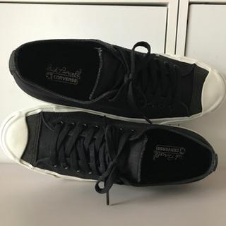 【売り切れ】☆コンバース☆ジャックパーセル スニーカー  - 靴/バッグ