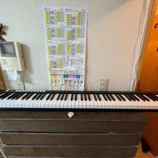 TOMIC キーボード【電子ピアノ】