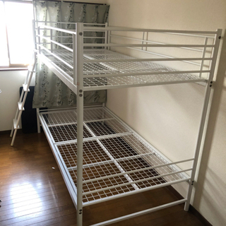 美品 ニトリ 2段ベッド