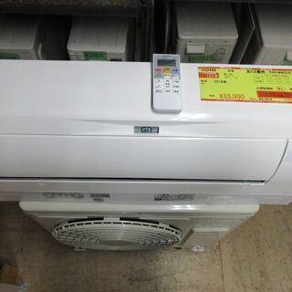 K02480 日立 中古エアコン 主に6畳用 冷2.2kw / ...