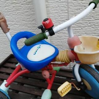 無料 中古 幼児用 三輪車 ①