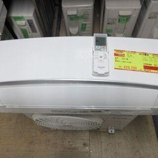 K02481 パナソニック 中古エアコン 主に6畳用 冷2.2k...