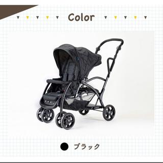 【ネット決済】二人乗り用ベビーカー