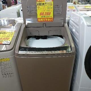 S127  早い者勝ち! ★6ヶ月保証★10K/5.5K洗濯乾燥...