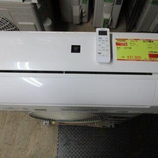 K02483 シャープ 中古エアコン 主に6畳用 冷2.2kw ...