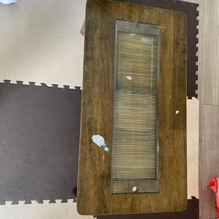 バリ島アジアン家具テーブル 無料