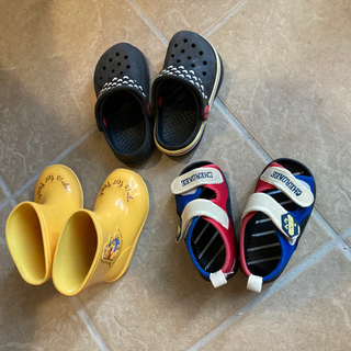 13cm 靴 セット
