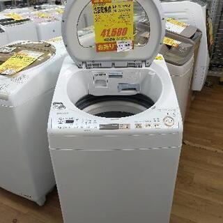 J021  早い者勝ち! ★6ヶ月保証★9K/4.5K洗濯乾燥機...