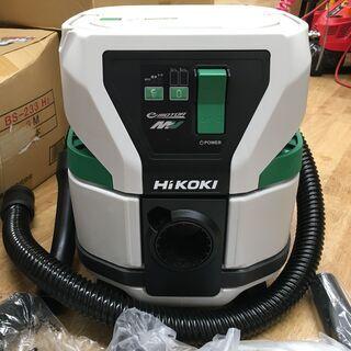 ハイコーキ コードレスクリーナー RP3608DA 未使用 本体のみ