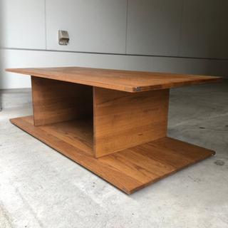 【相談中】木製テーブル