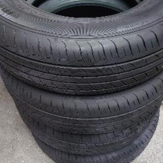 【ネット決済】サマータイヤ バリ山 215/65R16