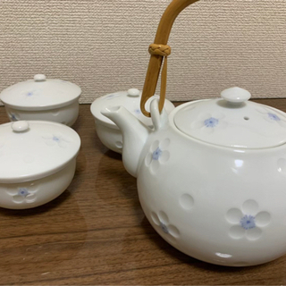 盛山 急須&湯呑3点セット