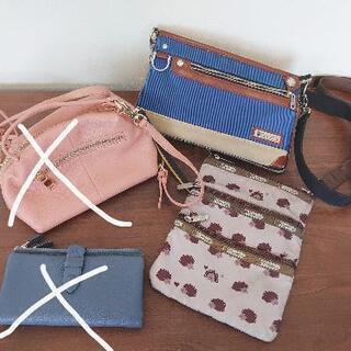 残り2点💖0円💖 バッグ、財布など