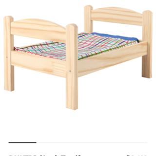 IKEA イケア おままごと ペットベッドなど DUKTIG ド...