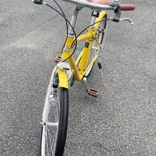 新古品 RITEWAY/ライトウェイ PASTURE パスチャー2.0 カジュアル クロスバイク 26インチ 外装7段 W4057 - 京都市