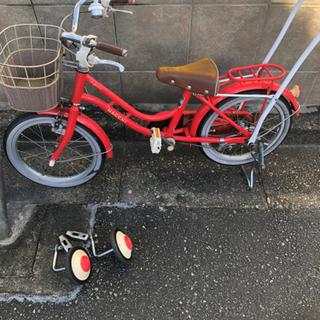 ブリヂストン HACCIハッチ HC162 子供用自転車 16インチ