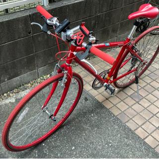 【手渡し限定】アサヒサイクル クロスバイク 700×28C型 S...