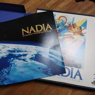 NADIA レーザーディスク
