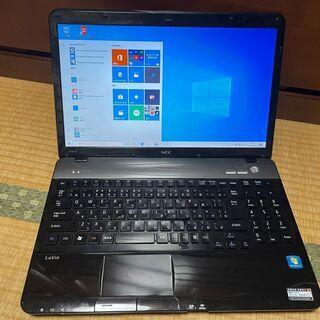 ⑤【美品、高速Core-i5、大容量HDD、オフィス搭載】NEC...