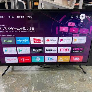 TCL 32型 ハイビジョン スマートテレビ 2020年製 リサ...
