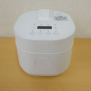 MAXZEN マクスゼン マイコン 炊飯器 二合炊き RC-MX...