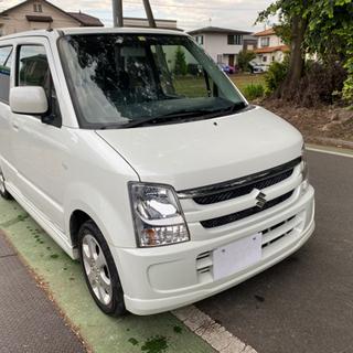 総額9.5万円スズキワゴンR FX-Sリミテッド!