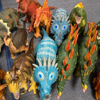 ソフビ   恐竜
