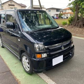 総額11.8万円スズキワゴンR RR DI !