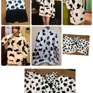 ✨牛柄洋服3点セット✨記念写真にお勧め✨