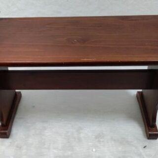 木製小型ベンチ