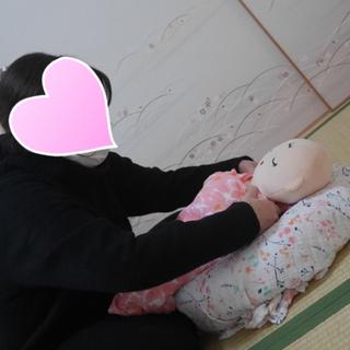 育児に自信がわいてくる♡おくるみタッチケア − 兵庫県