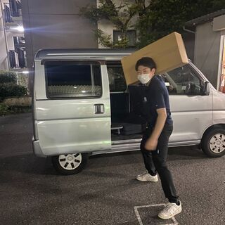 キャンペーン中!!軽貨物ドライバー募集!!