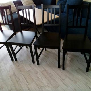 【ネット決済】IKEAの椅子 約12'000円