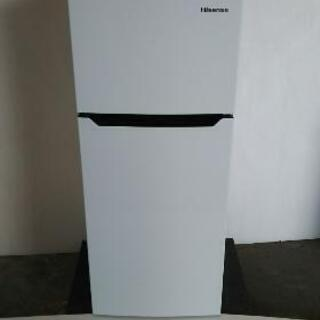 ☆120Lハイセンス2018年製2ドア冷蔵庫☆