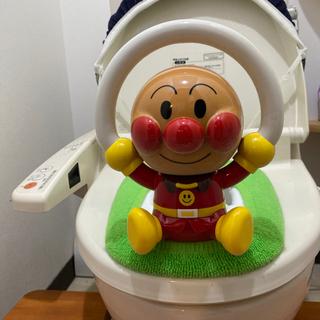 トイレトレーニング アンパンマン