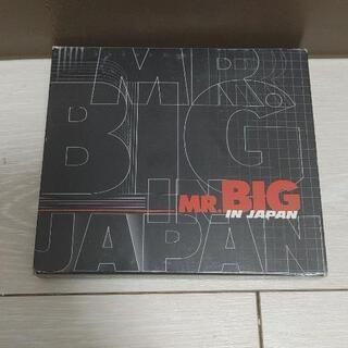 MR.BIG/MR.BIG IN JAPAN 紙ジャケ付