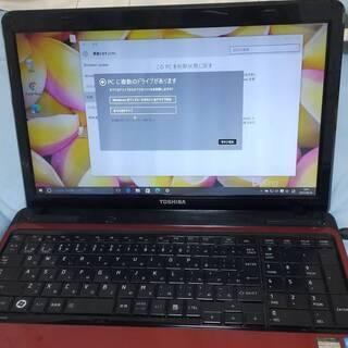 東芝 dynabook  core i3 4GB 320G ブ...