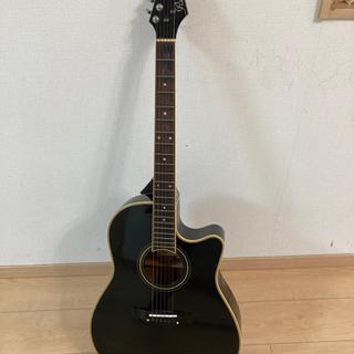 【ネット決済・配送可】エレアコ ギター Morris  MR-1